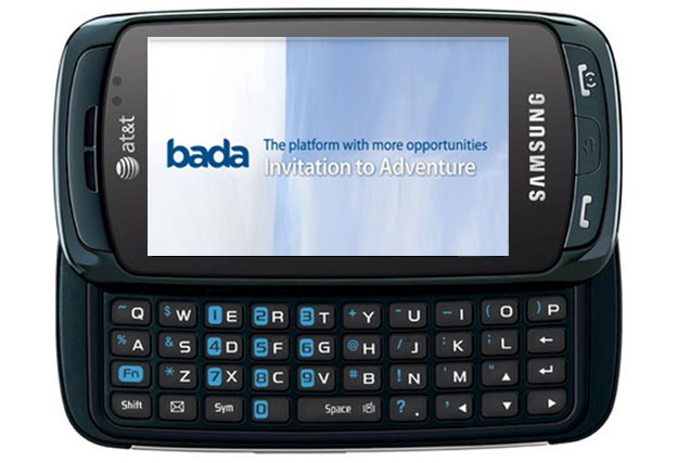 "samsungbada  Samsung ""bada"" Joins Army of Open Mobile Platforms"