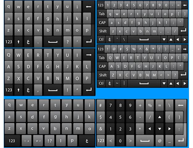 winmokb Upcoming Windows Mobile 6.5 Update Comes with New Virtual Keyboard
