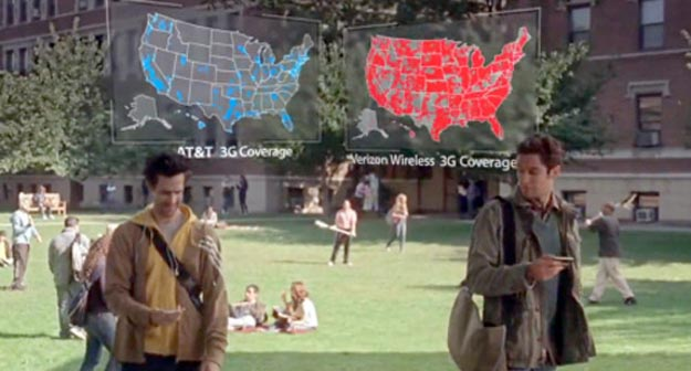 Verizon and AT&T Decide to Call a Truce