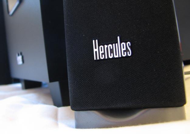 REVIEW - Hercules XPS 2.1 40 Slim Speaker System