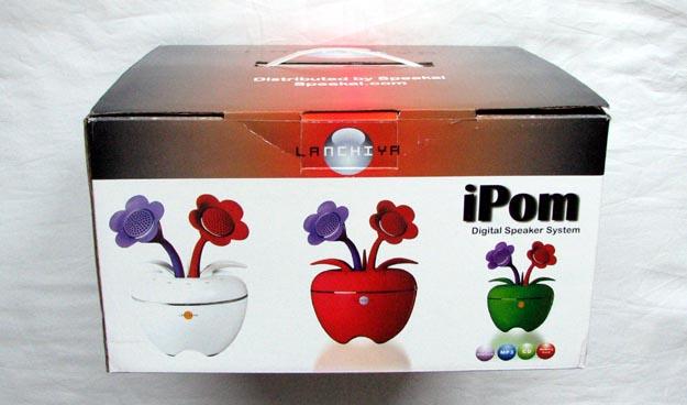 ipom-1 REVIEW - Speakal iPom 2.1 Stereo Speaker System