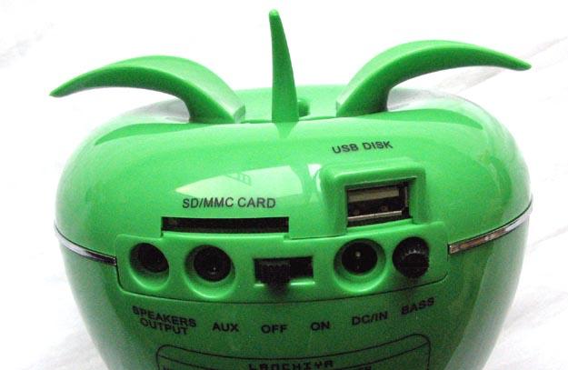 ipom-3 REVIEW - Speakal iPom 2.1 Stereo Speaker System