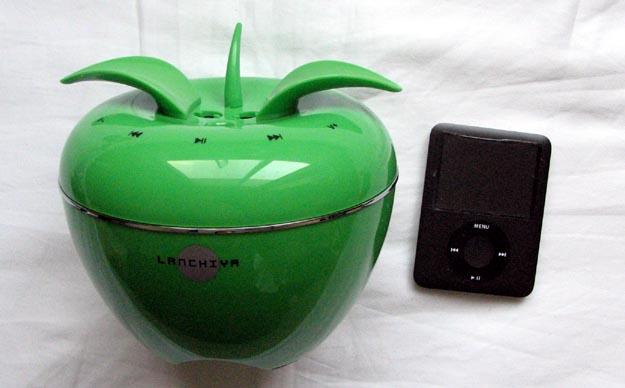 ipom-6 REVIEW - Speakal iPom 2.1 Stereo Speaker System