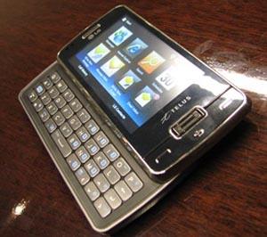 lgiq Telus Mobility Releases LG IQ Smartphone