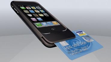 mophiecc  Mophie iPhone Case Includes Credit Card Scanner