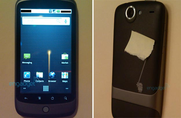 Nexus One Is First Official Google Phone with Android 2.1