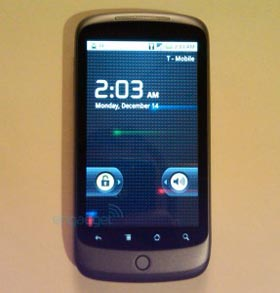 nexusoneunlocked  Google to Sell Nexus One Unlocked for $199