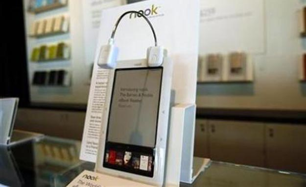How to Get $100 for Ordering the Nook eReader