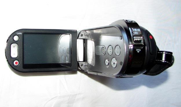 samsunghmx-4 REVIEW - Samsung HMX-H106 SSD HD Camcorder