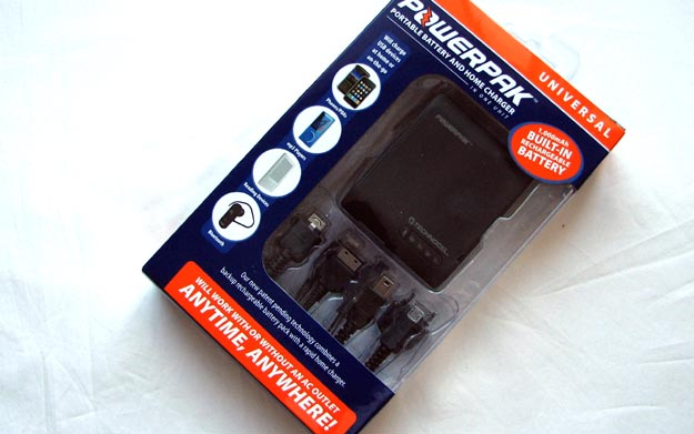 technocel-2 REVIEW - Technocel PowerPak Universal Portable Battery and Home Charger
