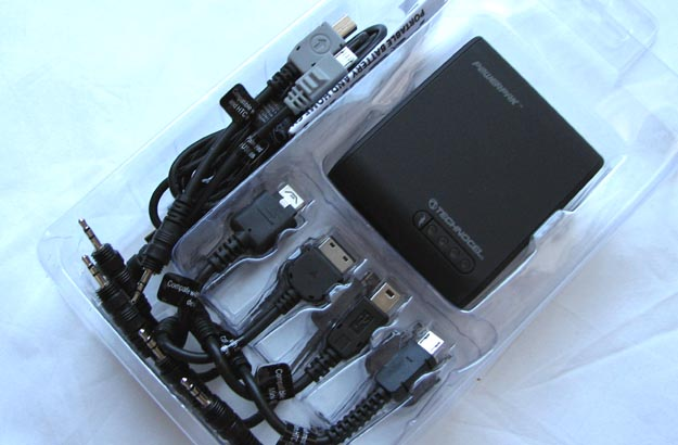 technocel-3 REVIEW - Technocel PowerPak Universal Portable Battery and Home Charger