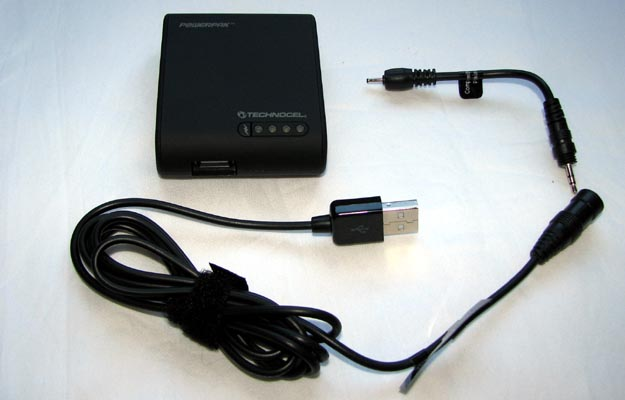 technocel-5 REVIEW - Technocel PowerPak Universal Portable Battery and Home Charger