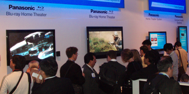 3dtvpanasonic CES 2010 Wrapup: Sights, Sounds and Reflections