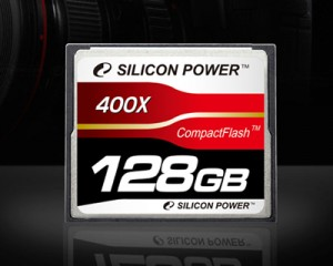 Silicon-Power-400X-128GB-CompactFlash-300x240 128GB Compact Flash card from Silicon Power is huuuge