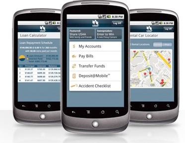 USAA Deposit@Mobile now available for Android, iPhone no longer alone