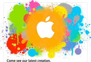 apple-invite Apple Tablet to be unveiled January 27th?