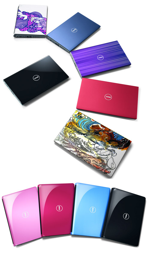 dell-inspiron Upgraded line of Dell Inspiron laptops revealed, Studio line stands out