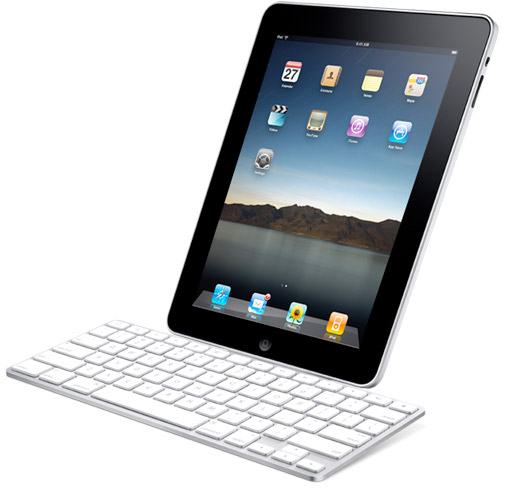 ipad-keyboard Official: Apple iPad is the new Apple tablet