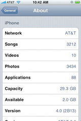 iphone4 Apple iPhone OS 4.0 features revealed