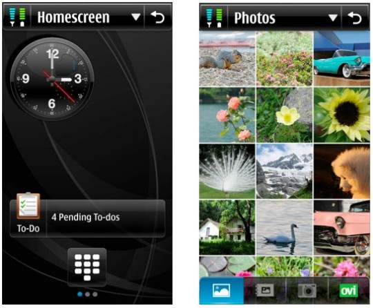 nokia_symbian_ui_mockups Nokia 2010 Symbian user interface concepts revealed, built on Qt