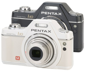 optio-i10 Pentax unleashes new Optio lineup, HD and Eye-Fi support