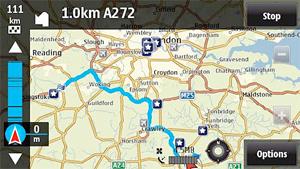ovi-maps Nokia guides users with free Ovi Maps navigation service