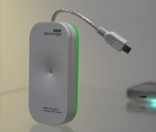 rca-airnergy-charger Airnergy promises charging over Wi-Fi for your gadgets