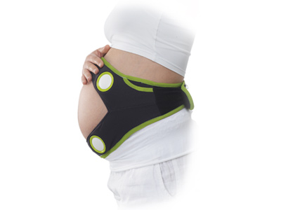 ritmo-hila-belly Pregnancy surround sound system makes babies healthy and stress-free