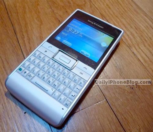 sonyericsson-faith Sony Ericsson Faith has a Green Heart, photos leaked