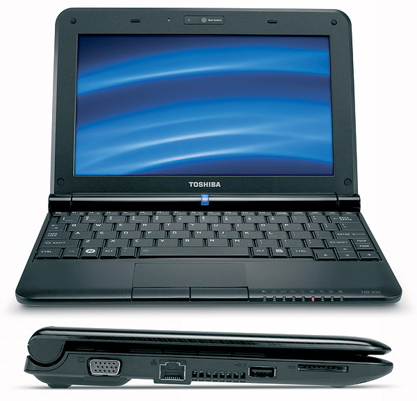 toshiba_nb305 Toshiba NB305 Netbook priced at $399