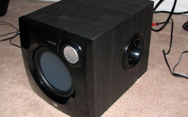 REVIEW - V7 A321P 2.1 Multimedia Performance Speaker System