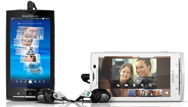 Rogers Picks Up Sony Ericsson XPERIA X10 Exclusive