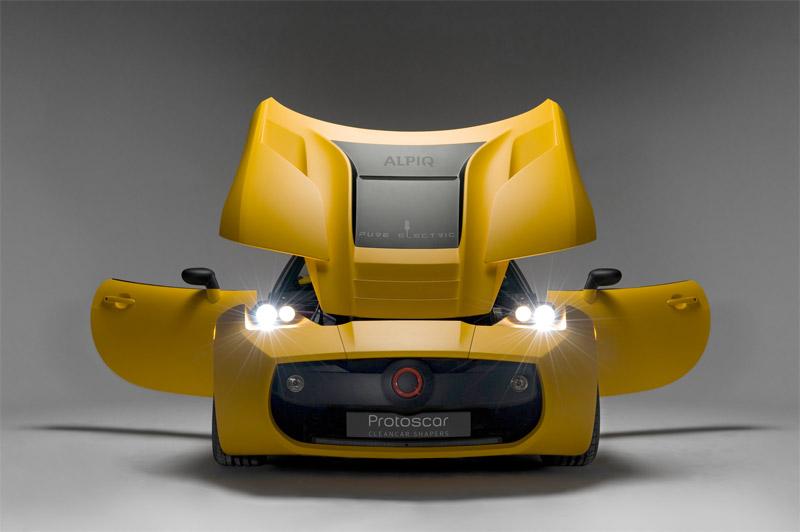 Protoscar-LAMPO2-12  Protoscar LAMPO2 Electric Sports car to be shown in Geneva next month
