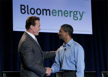 bloom-energy-ceo Bloom Energy Server unveiled, Bloom Box not for the home just yet