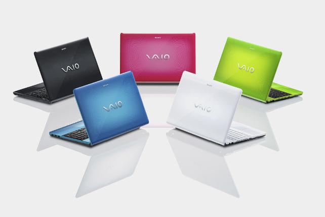 sony-vaio-e-series-12 Sony ships VAIO E-Series notebooks with Core i3, i5, i7 and funky neon colors
