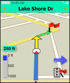 vzn GPS location sharing to Facebook now on Verizon Wireless VZ Navigator 5.0
