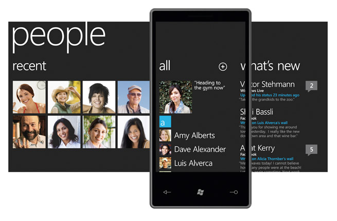 wphone7s-people Windows Phone 7 Series first look, HTC on-board, not enough cowbell
