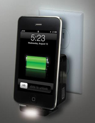 Revivelite2-01 Revivelite II simultaneously charges iPhones and iPods + one more device