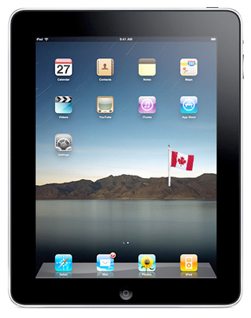apple-ipad-canada Apple iPad drifting north: 23 days till Canada?