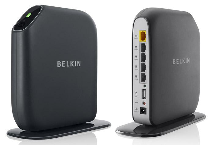 belkin-playmax-700 Belkin Play Max wireless 802.11n routers stream HD ...