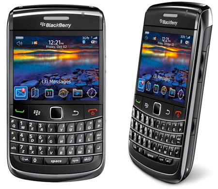 blackberry-bold-9700 Virgin Mobile's BlackBerry Bold 9700 $0 with three-year plan