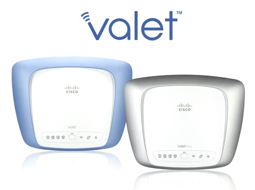 cisco-valet Cisco Valet Wi-Fi routers are easy enough for grandma to setup