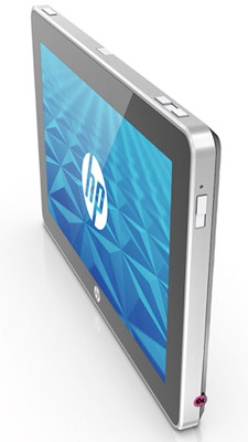 hp-slate Tablet Wars: HP ridicules Apple's iPad as an incomplete internet experience