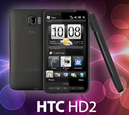 htc-hd2-large HTC HD2 confirmed for T-Mobile – perhaps a little too late?