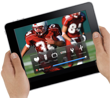 ipad-slingplayer SlingPlayer for iPad won't make initial launch