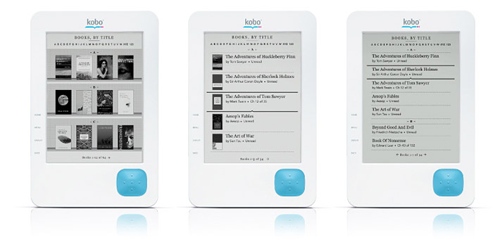 kobo Should Kindle be afraid of the $150 Kobo eReader?