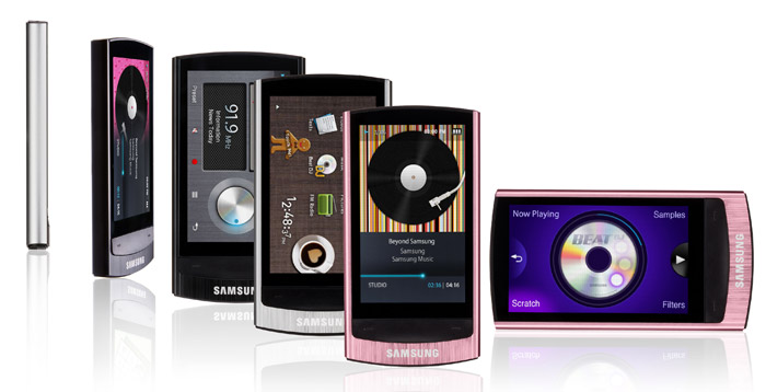 r1-horiz Samsung R1 and R0 portable media players launched