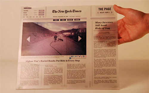500x_thepage The Page: e-ink newspaper concept takes eReading to another level