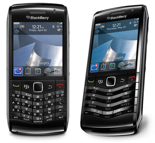 blackberry-pearl-3g BlackBerry Pearl 9100 officially announced as BlackBerry Pearl 3G