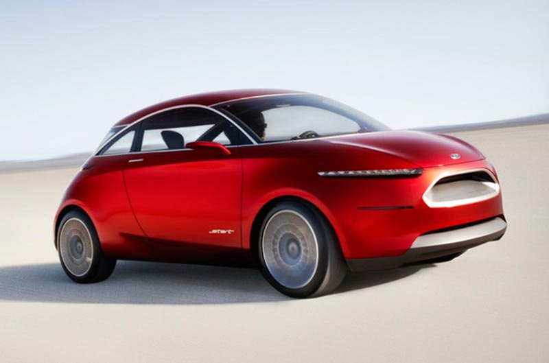 ford_start Ford START concept is a 1.0-litre EcoBoosted three-banger